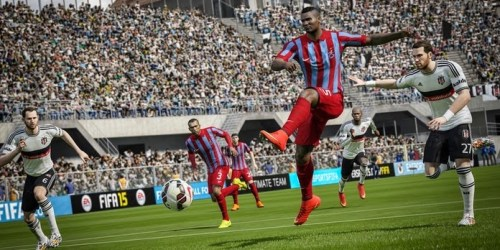 FIFA 15 Turkish League included