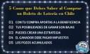 5 Cosas que Debes Saber al Comprar un Boleto de Lotería en Chile
