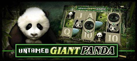 Comodines en Untamed Gigant Panda