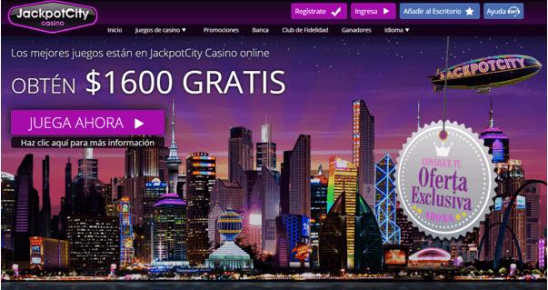 Jackpot City Casino