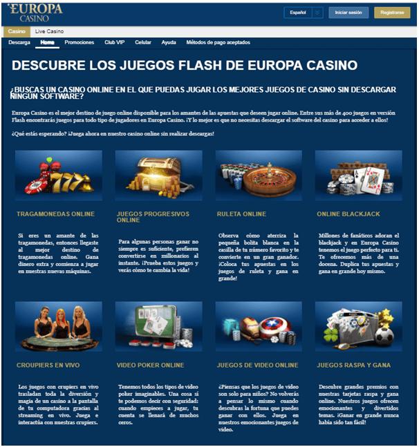 Online Casino Europa.De