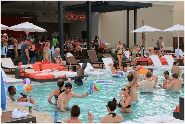 Nadar en casinos