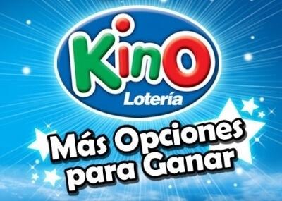Lotería Kino - Comprar un Boleto de Lotería en Chile