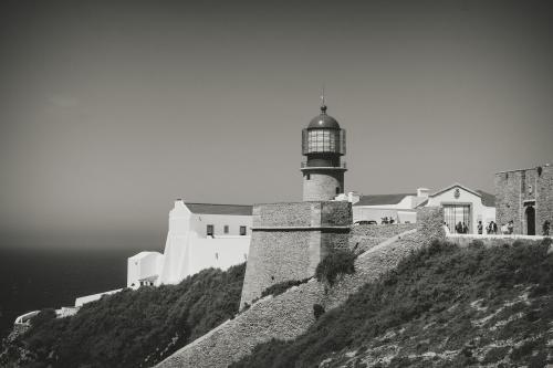 O Farol de Cabo de Saõ Vicente