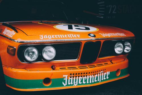 Jägermeiser-BMW