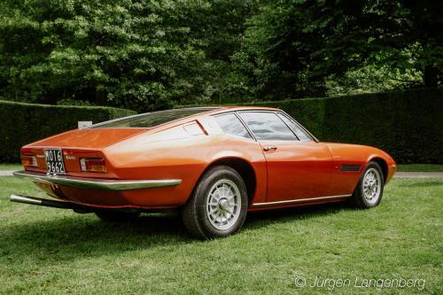 Maserati Ghibli Coupé