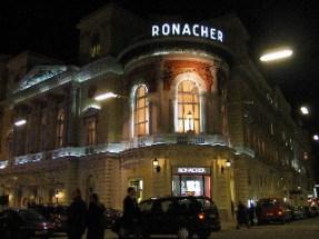 Jürgen mit Miami Nights - Ronacher Wien