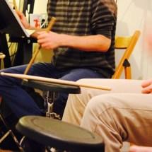 Snare Drum Technique Intensive Day JuergenPeiffer.de - Teilnehmer