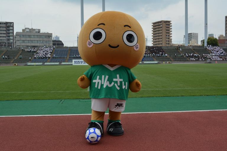 関西学生サッカー坊主