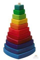Grimms-stapeltoren-driehoek