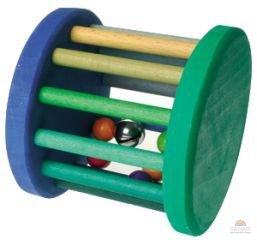 Grimms-babyroller-groen