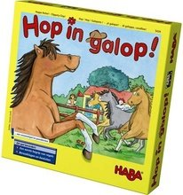 Haba-hop-in-galop!