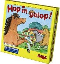 Haba-hop-in-galop!
