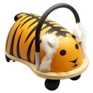Wheelybug-tijger