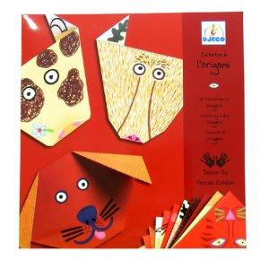 Djeco-origami-dieren
