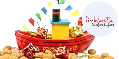 Linkfeestje Sinterklaas