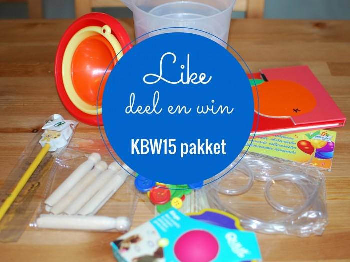 Like, deel en win kinderboekenweekpakket 2015