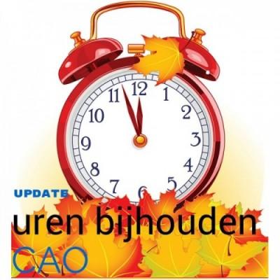 Update uren bijhouden CAO