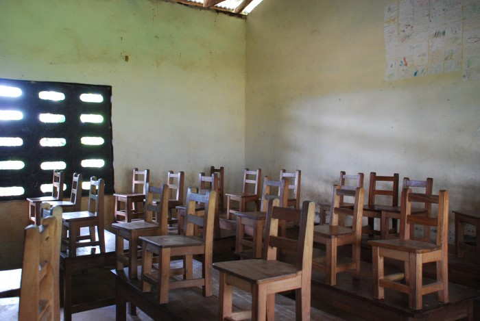 Kleuterschool Ghana