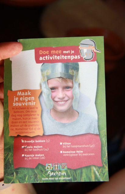 Activiteitenkaart