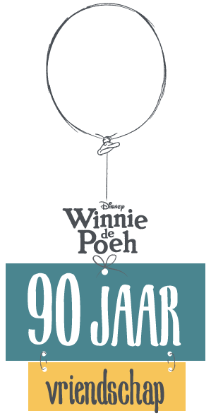 Winnie de Poeh 90 jaar vriendschap