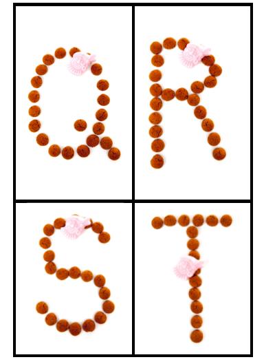 Letters van pepernoten download