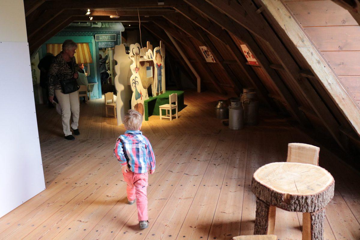 tentoonstelling Fiep Fiep Hoera in Kasteel Groeneveld