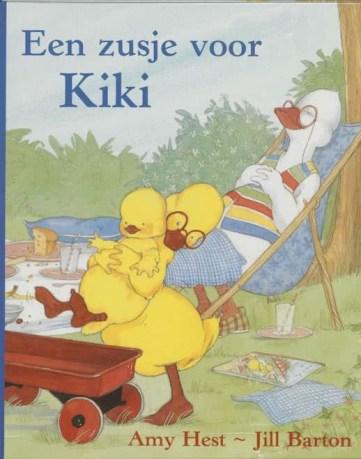 Een zusje voor Kiki