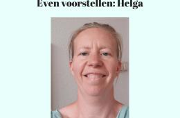 Even voorstellen: Helga