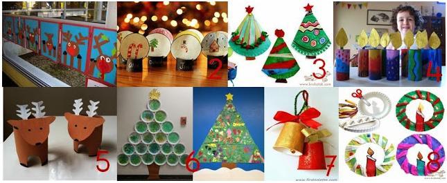 JufShanna: Thema kerst - 8 leuke kerstknutsels