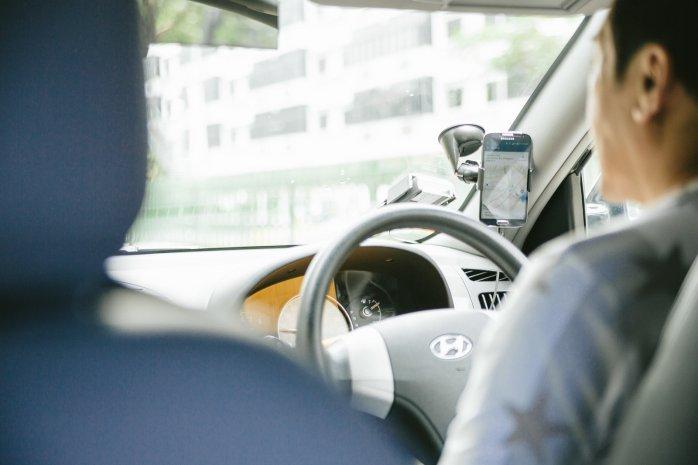 自動車の運転