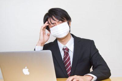 病気 無理 風邪
