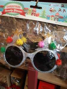Christmas sunglasses - Jug and bottle gifts yorkshire
