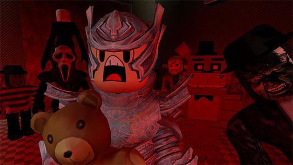 ROBLOX Chucky The Scary Elevator Juego GRATIS En