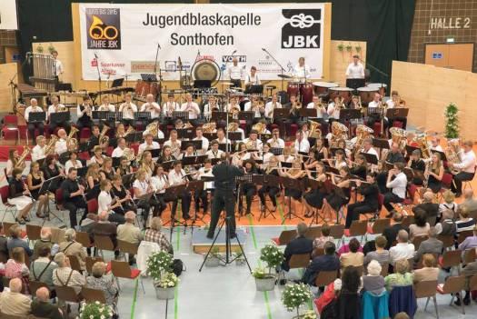 JBK 60 Jahre Konzert mit Ehemaligen