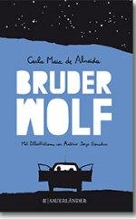 "Cover: Carla Maia de Almeida ""Bruder Wolf"""