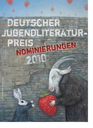 Banner Deutscher Jugendliteraturpreis 2010