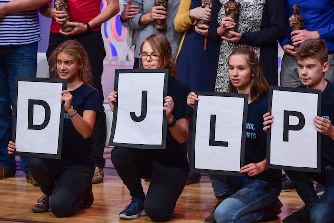 Verleihung Deutscher Jugendliteraturpreis 2017