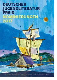 Plakat Deutscher Jugendliteraturpreis 2017