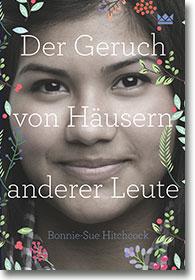 """Cover Bonnie-Sue Hitchcock """"Der Geruch von Häusern anderer Leute"""""""