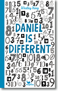 "Cover: Wesley King ""Daniel is different"""