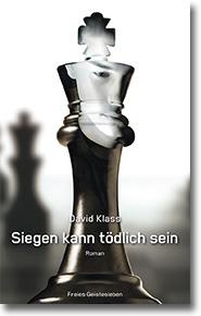 """Cover: David Klass """"Siegen kann tödlich sein"""""""