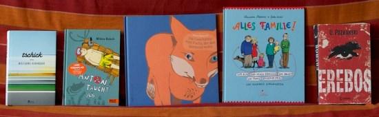 Preisbücher Dt. Jugendliteraturpreis 2012