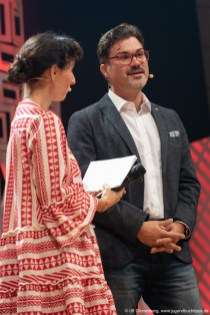 Verleihung Deutscher Jugendliteraturpreis 2019 (Foto: Ulf Cronenberg)
