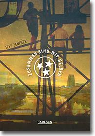 """Cover: Jeff Zentner """"Zusammen sind wir Helfen"""""""