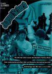 Titelblatt Ausgabe 02/2003 von JugendSchach