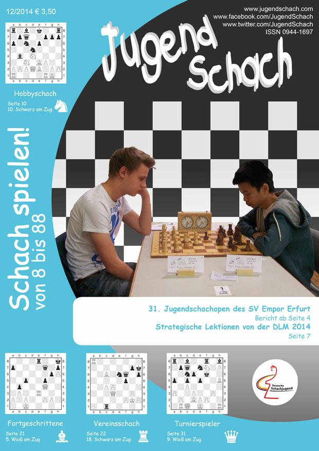 JugendSchach-Ausgabe-12-2014-Titelseite-web