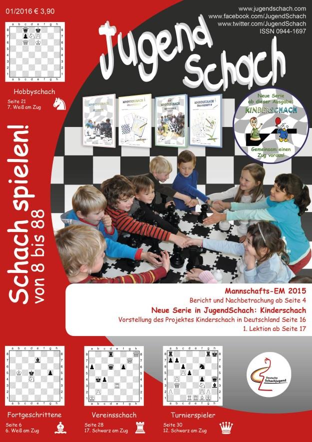 JugendSchach-Ausgabe-01-2016-Titelseite