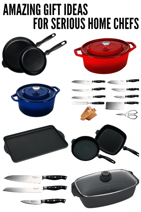 GIFT IDEAS FOR HOME CHEFS