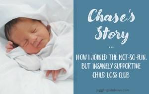 Chase's Story (Part I)